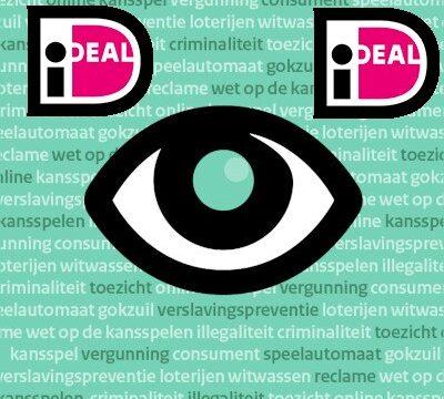 iDeal betaalmethode mag alleen gebruikt woorden in online casino